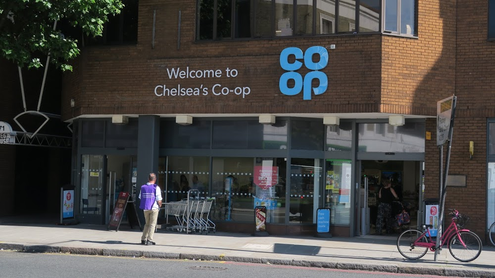 We are now a Co-op Local Cause